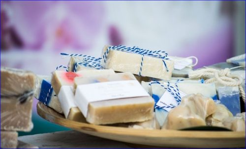 learn how to make handmade soap