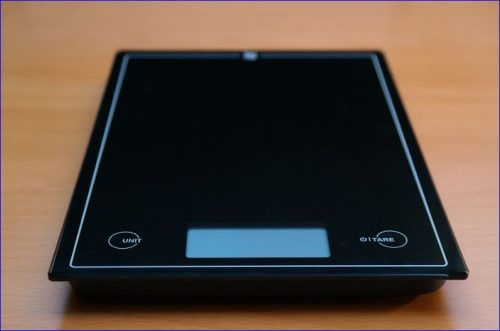 kitchen scale for cold process soap making